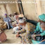 Community Sensitisation/Mobilisation