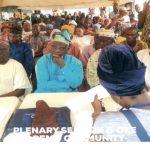 FGD/CAPI at Oke Aremo Community